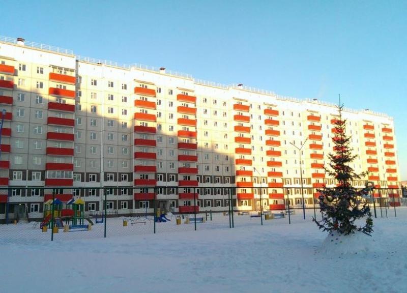 Жилой дом пр. Ленинградский, 26 г. Железногорск - фото 2