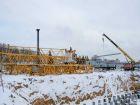 Ход строительства дома № 2 в ЖК Книги - фото 35, Декабрь 2020