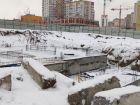 Ход строительства дома № 1 в ЖК Корица - фото 56, Январь 2021