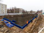 ЖК КМ Молодежный, 76 - ход строительства, фото 23, Март 2020