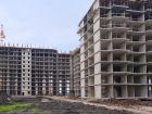 Ход строительства дома Литер 3 в ЖК Самолет 2 - фото 4, Апрель 2021