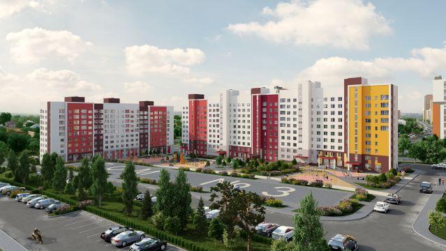 Дом № 6, 2 очередь в ЖК Новая Кузнечиха - фото 3