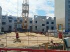 Ход строительства дома № 2 в ЖК АВИА - фото 41, Май 2020