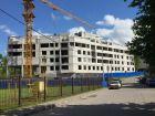 Ход строительства дома №1 в ЖК Воскресенская слобода - фото 29, Июнь 2017