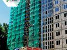 Ход строительства дома № 1 в ЖК Клевер - фото 50, Июнь 2019