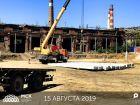 Ход строительства дома Литер 1 в ЖК Рубин - фото 51, Июль 2019