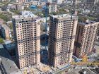 ЖК Центральный-2 - ход строительства, фото 39, Апрель 2019