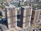 ЖК Центральный-3 - ход строительства, фото 34, Апрель 2019