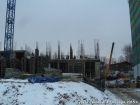 Ход строительства дома № 8 в ЖК Красная поляна - фото 144, Декабрь 2015