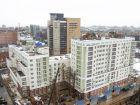 Ход строительства дома № 1 в ЖК Renaissance (Ренессанс) - фото 5, Апрель 2021