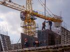 Ход строительства дома Литер 1 в ЖК Первый - фото 109, Май 2018