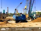 Ход строительства дома Литер 1 в ЖК Рубин - фото 45, Август 2019