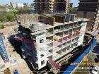 ЖК Центральный-3 - ход строительства, фото 103, Апрель 2018