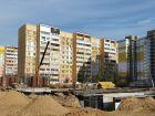 Ход строительства дома № 3 в ЖК На Победной - фото 27, Сентябрь 2015