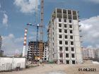 Ход строительства дома № 1 в ЖК Корица - фото 14, Август 2021