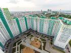 Ход строительства дома № 89, корп. 1, 2 в ЖК Монолит - фото 16, Ноябрь 2018
