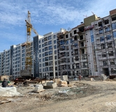 Ход строительства дома № 1 (2 очередь) в ЖК Комсомольский -
