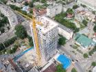 ЖК ПАРК - ход строительства, фото 6, Июль 2021