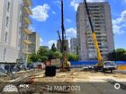 ЖК Кристалл 2 - ход строительства, фото 3, Июнь 2021