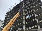 ЖК Горизонт - ход строительства, фото 43, Ноябрь 2020