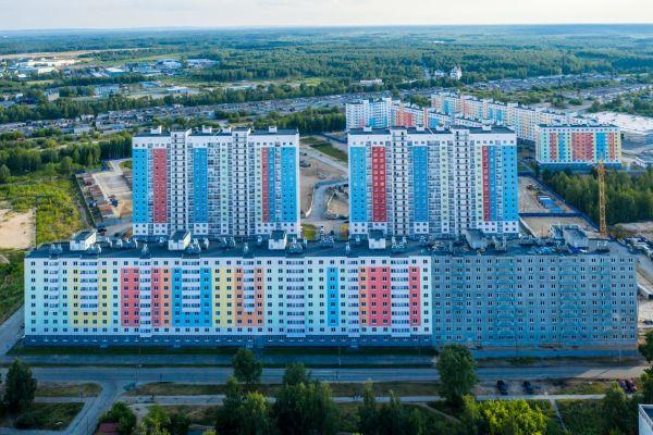 Две новостройки введены в эксплуатацию в Нижнем Новгороде в июле
