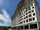Ход строительства дома № 3 в ЖК Квартет - фото 5, Июнь 2021