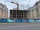 ЖК Горизонт - ход строительства, фото 57, Август 2020