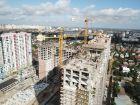 ЖК West Side (Вест Сайд) - ход строительства, фото 60, Октябрь 2019