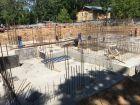 Ход строительства дома № 4 в ЖК Маленькая страна - фото 11, Июль 2020