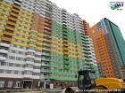 Ход строительства дома № 8 в ЖК Красная поляна - фото 79, Сентябрь 2016