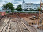 Клубный дом на Ярославской - ход строительства, фото 24, Август 2020