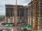 ЖК Открытие - ход строительства, фото 7, Апрель 2021