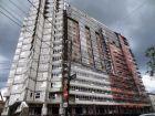 ЖК На Ошарской - ход строительства, фото 40, Июнь 2017