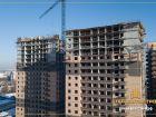 ЖК Центральный-2 - ход строительства, фото 68, Ноябрь 2018
