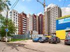 ЖК Каскад на Ленина - ход строительства, фото 500, Сентябрь 2019