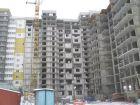 Ход строительства дома № 12 в ЖК На Победной - фото 12, Январь 2015