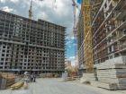 Ход строительства дома Литер 1 в ЖК Первый - фото 113, Апрель 2018
