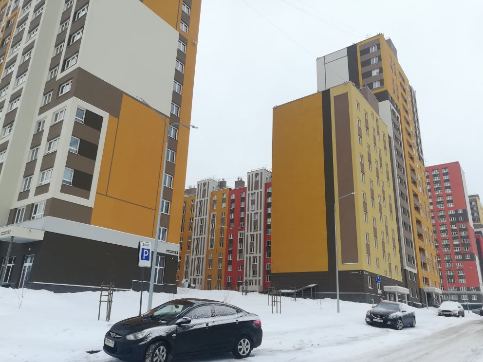 Количество сделок с ДДУ в Нижегородской области сократилось вдвое  - фото 1