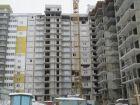 Ход строительства дома № 12 в ЖК На Победной - фото 11, Февраль 2015