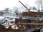 Жилой дом: ул. Почаинская д. 33 - ход строительства, фото 17, Декабрь 2013