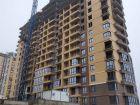 Ход строительства дома Литер 1 в ЖК Династия - фото 24, Декабрь 2019