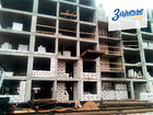 Ход строительства дома № 6 в ЖК Заречье - фото 44, Декабрь 2019