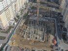 ЖК Горизонт - ход строительства, фото 1, Апрель 2020