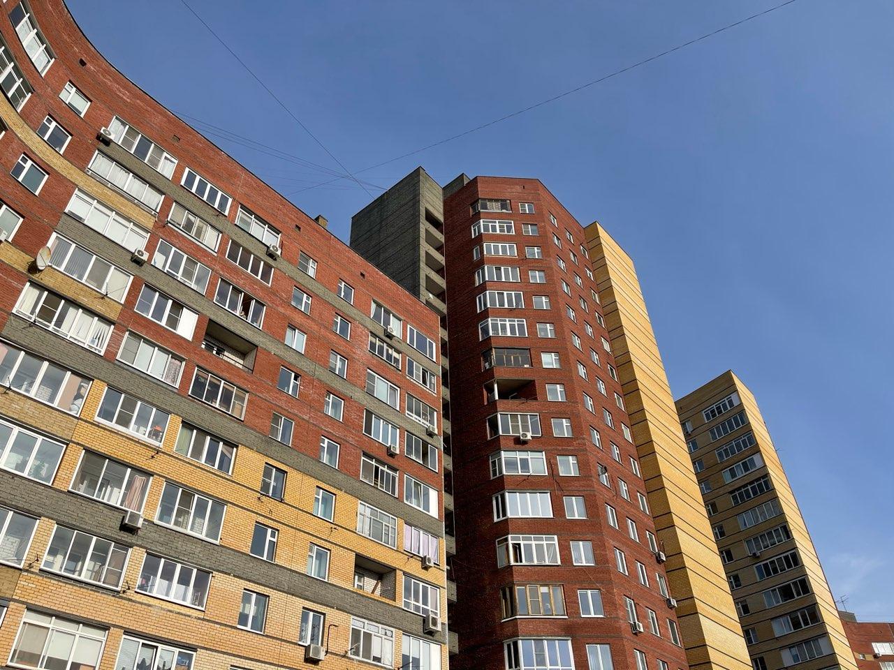 Количество ДДУ в Воронежской области в апреле продолжает расти - фото 1
