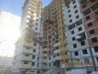 Ход строительства дома  Литер 2 в ЖК Я - фото 45, Апрель 2020