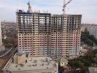 ЖК Zапад (Запад) - ход строительства, фото 28, Ноябрь 2019