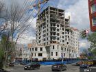 Ход строительства дома № 1 в ЖК Дом с террасами - фото 79, Апрель 2016