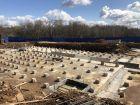 Ход строительства дома № 3 в ЖК Подкова на Родионова - фото 19, Май 2021