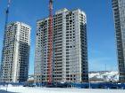 Ход строительства дома № 5 в ЖК Аквамарин - фото 8, Март 2018
