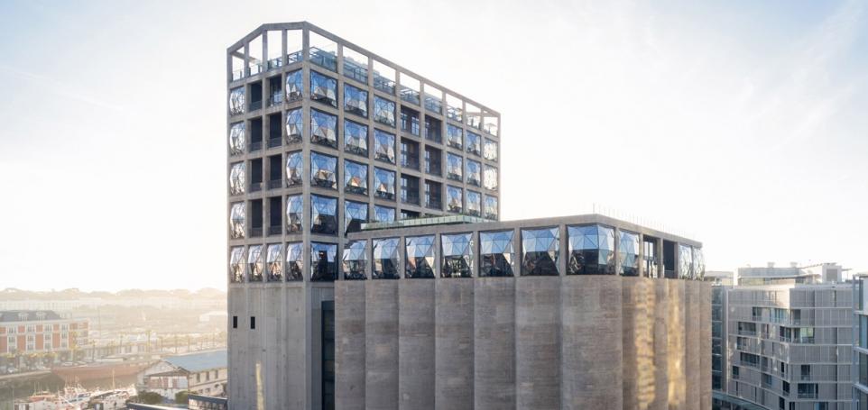 Вторая жизнь элеваторов: жилой дом в Копенгагене и музей Кейптауна  - фото 2